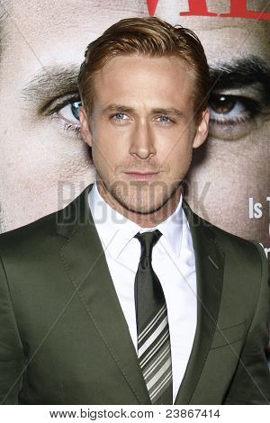 LOS ANGELES - SEPT 27:  Ryan Gosling arriving at  the