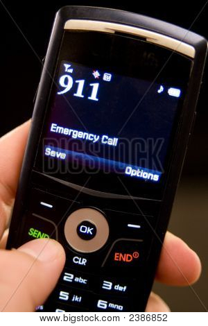 Cell Phone Emergency