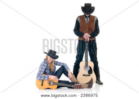 Country & Western Singers