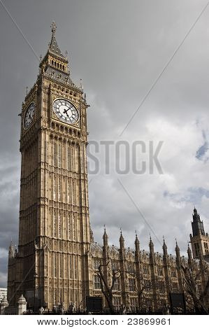 Big Ben taken in London