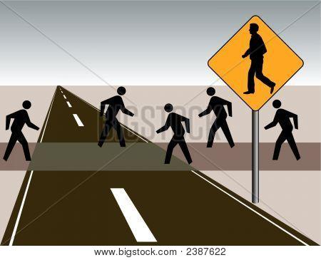 Walking-Backward