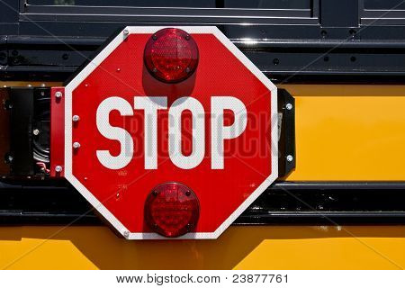 Bus Stop Sign Images School Bus Stop Sign