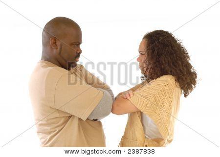 Stubborn Couple