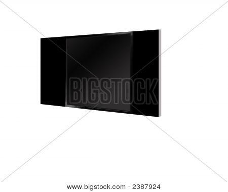 Realistic Plasma Tv