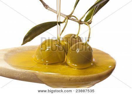 Olive Oil Jet
