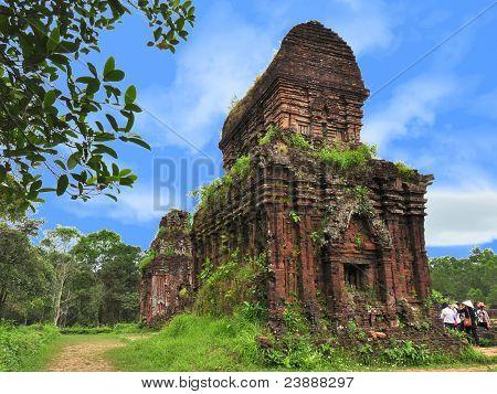 My Son Temple - Vietnam