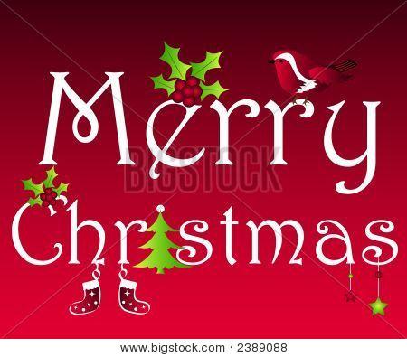 Weihnachts-design
