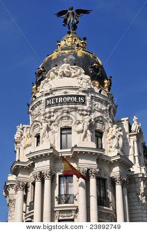 Building Metropolis, Madrid