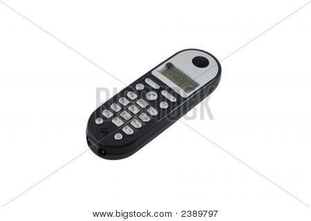 Black Dect Phone