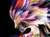 Acceleration Of Inner Palette poster