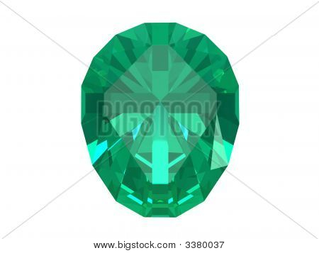 Emerald Oval Form