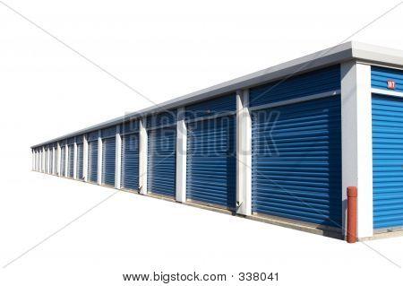 Edificio de almacenamiento de información
