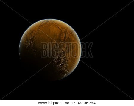 Solitary Planet
