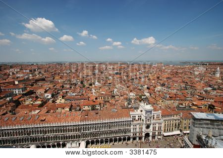 Venice Aerial View 2