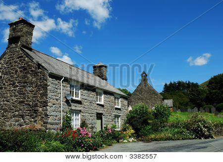 Llanymawddwy In Snowdonia