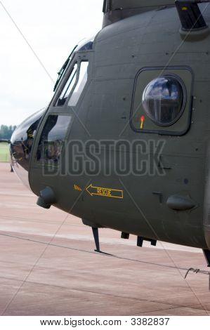 Boeing Vertol Chinook