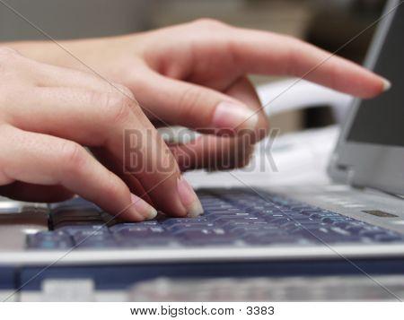 Keyboard Hand Macro