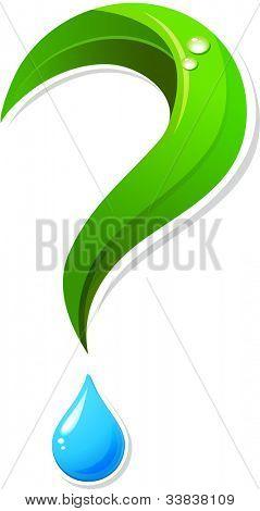 生态问号图标
