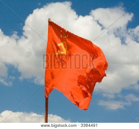 Soviet Red Flag