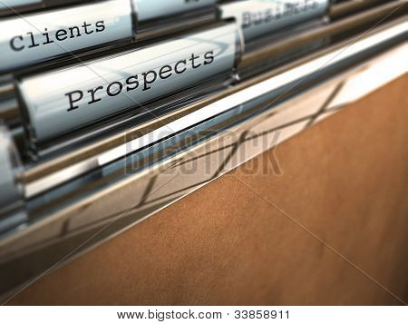 prospects and clients
