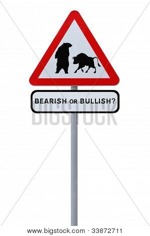 Bear Versus Bull Market