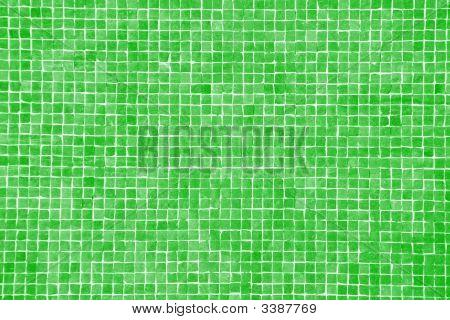 Big Green Mosaic