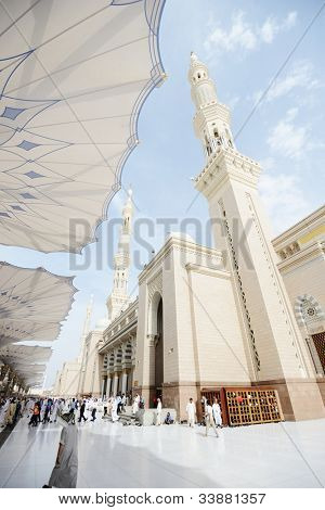 Medina - Islamic Holy Place