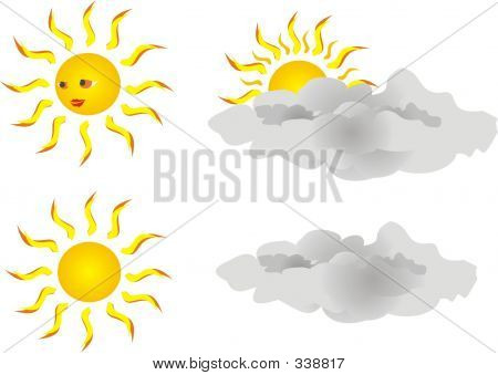 Suns And Cloud