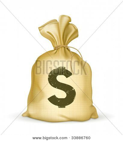 Moneybag, bitmap copy