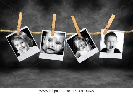 Photos Of A Toddlers Many Expressions