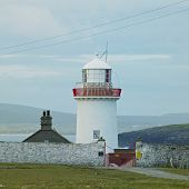 stock photo of mullet  - lighthouse - JPG