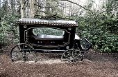 picture of hearse  - Broken - JPG