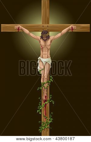 Jesus Christs Crucifixion
