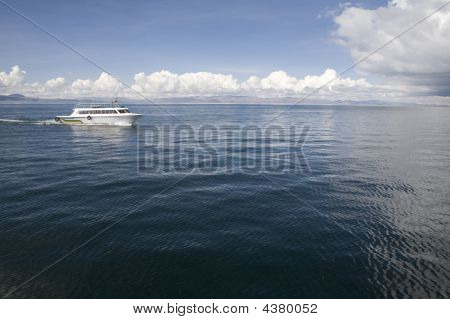 Lake Titicaca Waterscape