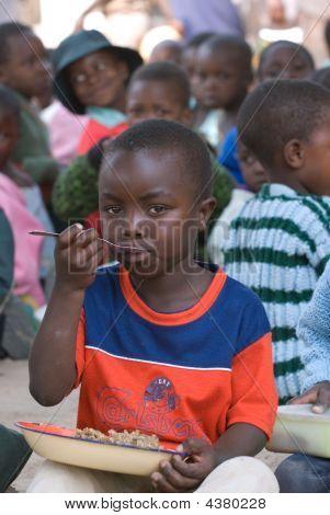 Zimbabwe School Feeding Program