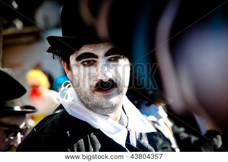 Cyprus Carnival Parade