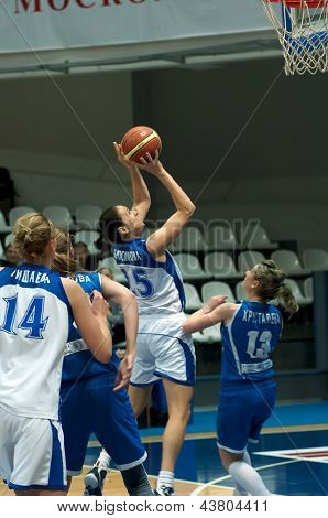 S. Abrosimova(25) In Atack