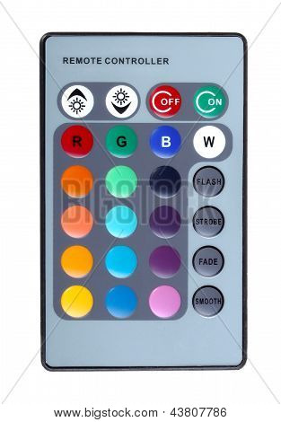 Infrared Remote Control Keyboard