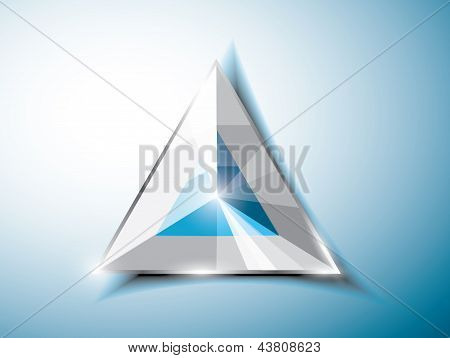 Triangle shaped polygon