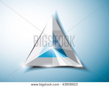 Triangle shaped polygon