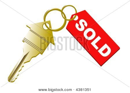 Sold - House Key Is Yours