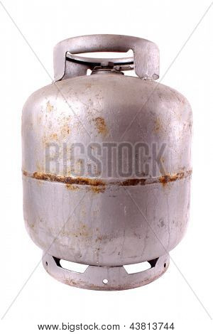 Photo of Gas cylinder