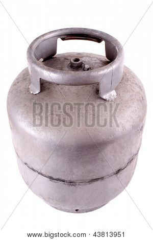 Photo of LPG cylinder