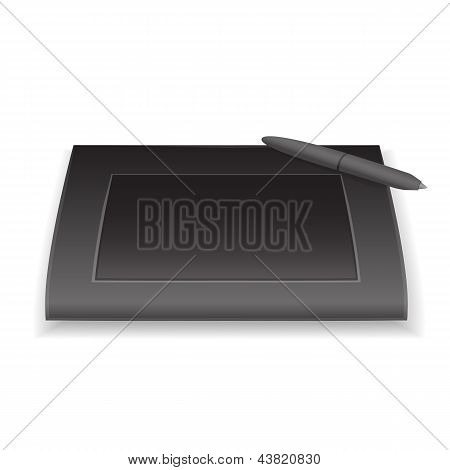 Vector Graphic Tablet