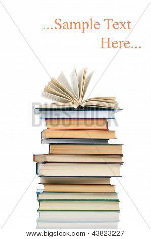 Book heap