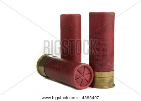 Vintage Paper Shotgun Shells