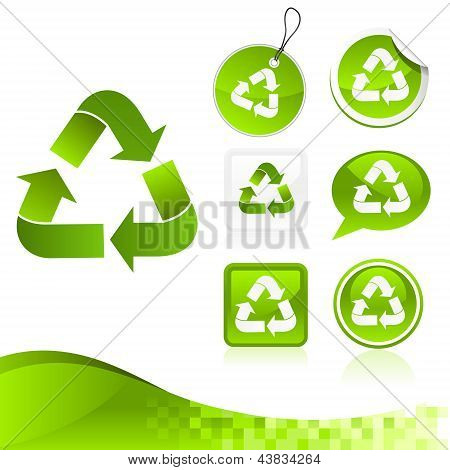 Green Recycling Design Kit