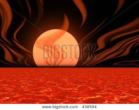 Magma Planet