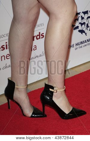 BEVERLY HILLS - MAR 23: Sophie Simmons at  the 2013 Genesis Awards Benefit Gala at The Beverly Hilton Hotel on March 23, 2013 in Beverly Hills, California