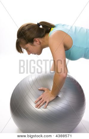 Push-ups On A Ball
